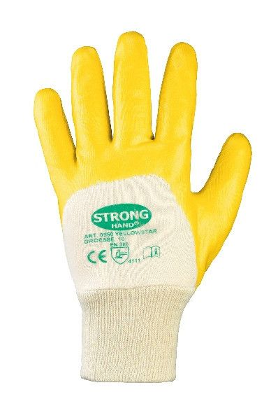 Arbeitshandschuh YELLOWSTAR STRONGHAND®
