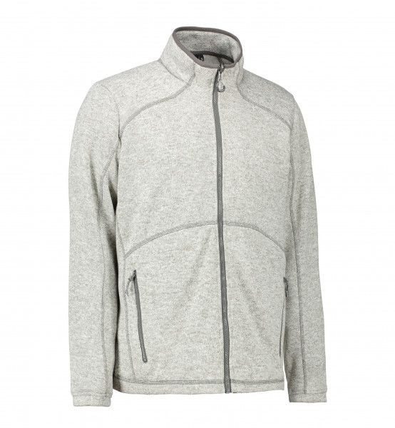 Zip'n'Mix Melange Herren Fleece, 300 g/m²