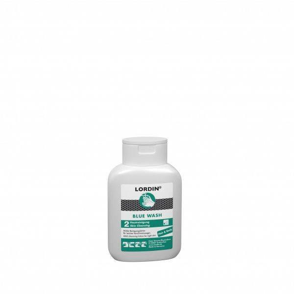 Hautreinigungslotion LORDIN® BLUE WASH, 250-ml-Flasche
