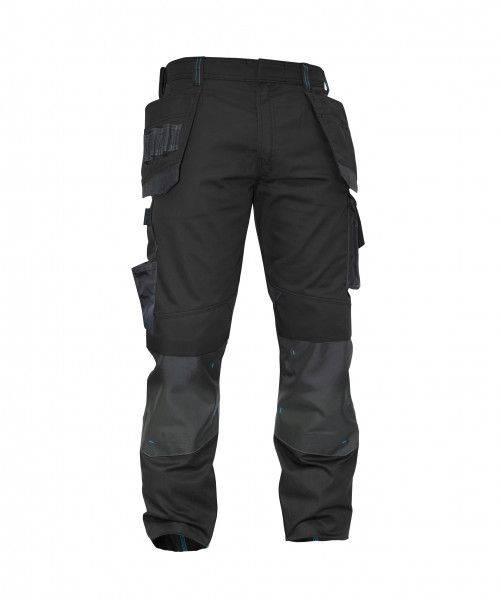 Zweifarbige Multitaschen-Bundhose mit Kniepolstertaschen MAGNETIC, 250 g/m², MINUS