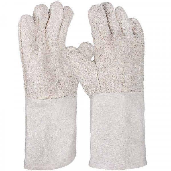 Baumwollschlingen-Handschuh