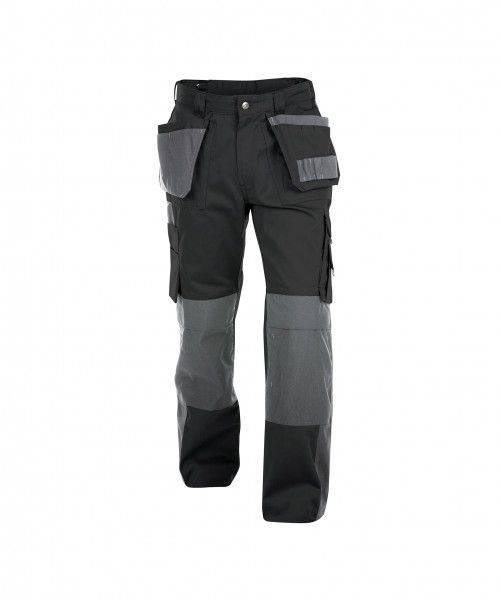 Zweifarbige Multitaschen-Bundhose mit Kniepolstertaschen SEATTLE, 300g/m², PLUS