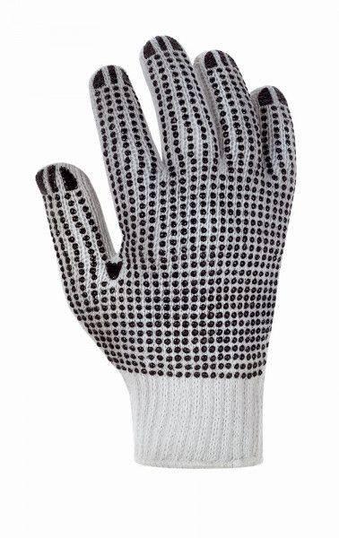 Grobstrick-Handschuh BAUMWOLLE/POLYESTER