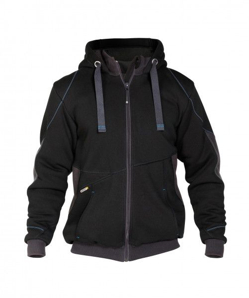 Zweifarbige Sweatshirt-Jacke PULSE, 290 g/m²