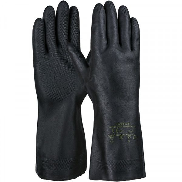 Neopren/Latex Chemikalienschutzhandschuh