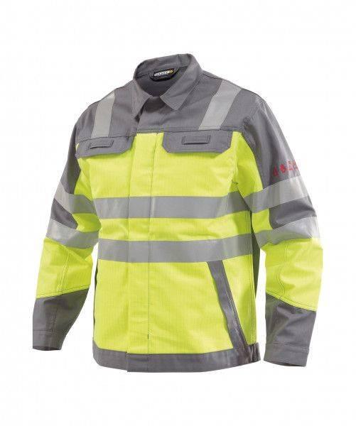 Zweifarbige Multinorm Warnschutz Arbeitsjacke FRANKLIN, 290 g/m²
