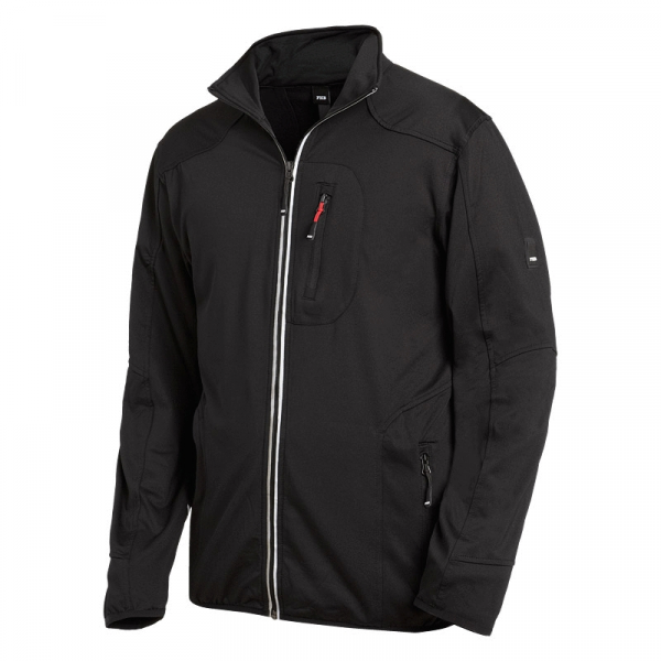 Jersey-Fleece-Jacke RALF, 230 g/m²