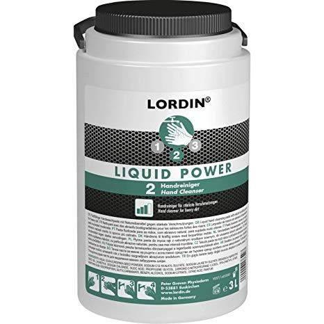 Handwaschpaste LORDIN® LIQUID POWER, 3-L-PET-Dose