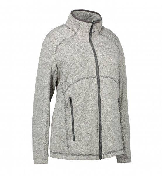 Zip'n'Mix Melange Damen Fleece, 300 g/m²