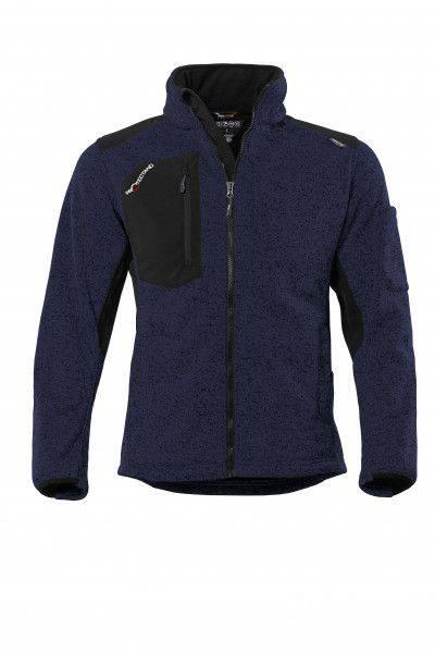 Strick-Fleece-Jacke PROTECTANO, 425 g/m²