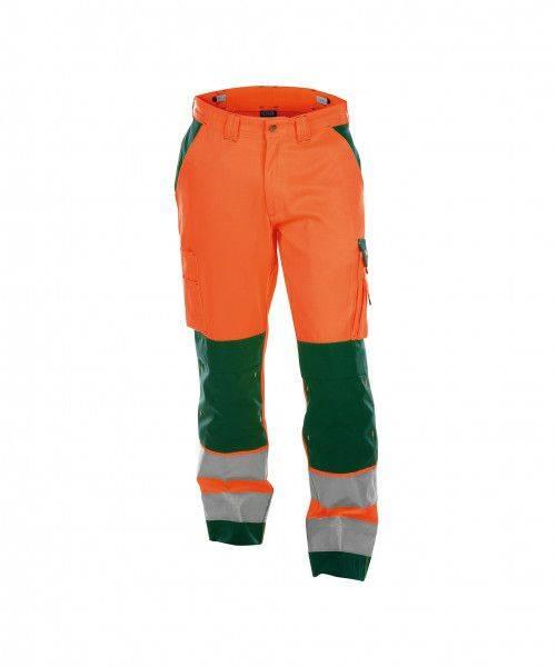 Warnschutz Bundhose mit Kniepolstertaschen BUFFALO, 245 g/m², MINUS