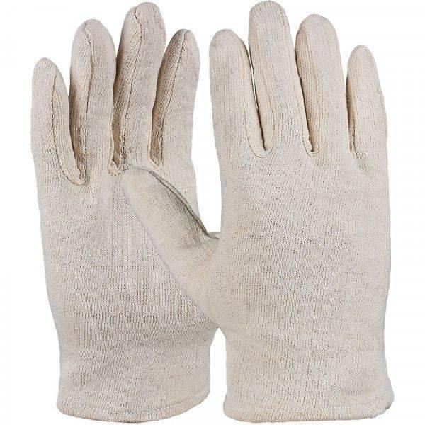 Baumwoll-Jersey-Handschuh