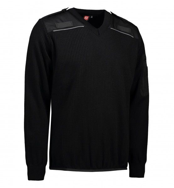Uniform Pullover| V-Ausschnitt