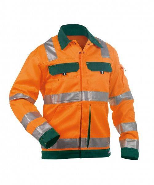 Warnschutz Arbeitsjacke DUSSELDORF, 245 g/m²