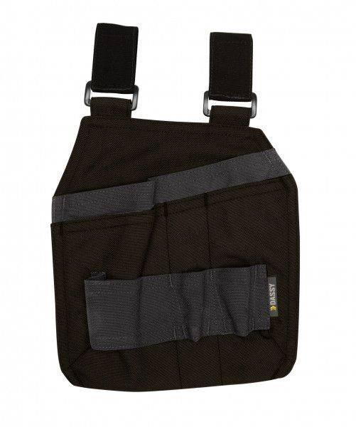 Canvas Werkzeugtaschen GORDON (per Paar) mit Klettverschluss-Schlaufen, 295 g/m²
