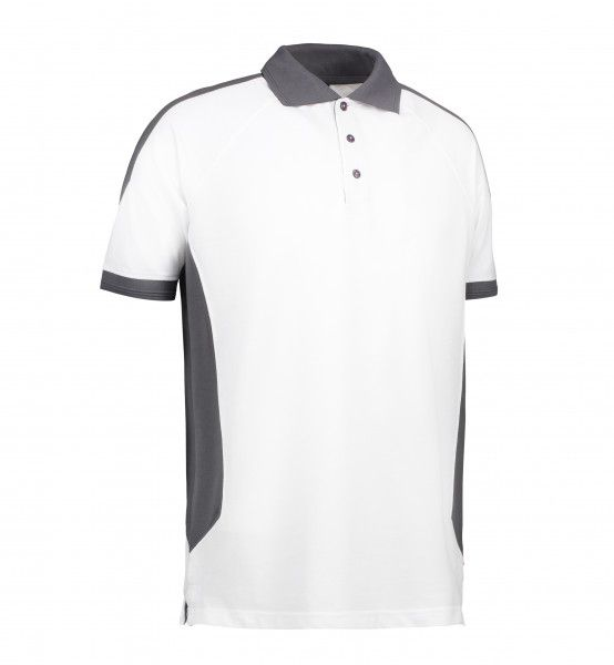 PRO Wear Herren Poloshirt | Kontrast, 210-220 g/m²