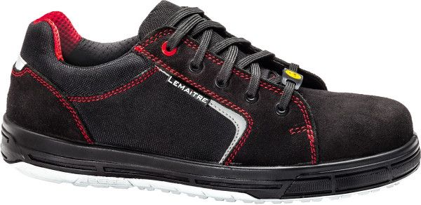 Sicherheits-Halbschuh / Sneaker SPACE RED L S3 ESD SRC