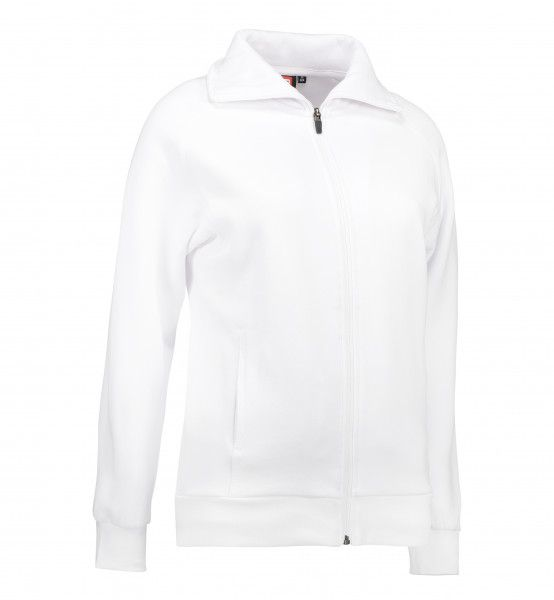 Damen Sweatshirtjacke, 300 g/m²